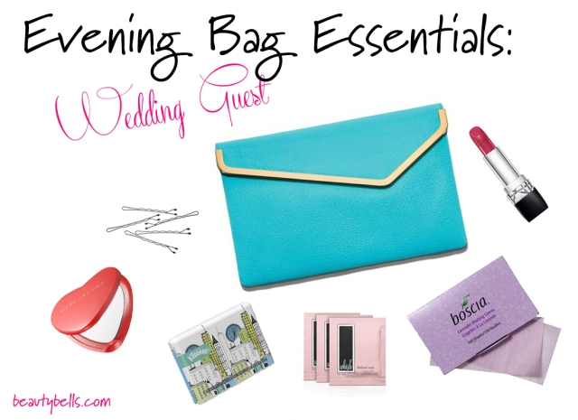 Beuaty Bells Evening Bag Essentials 2