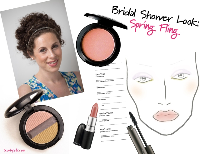 Spring Fling Bridal Shower Look