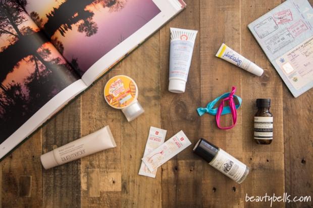 Safari Packing List Beauty Bells